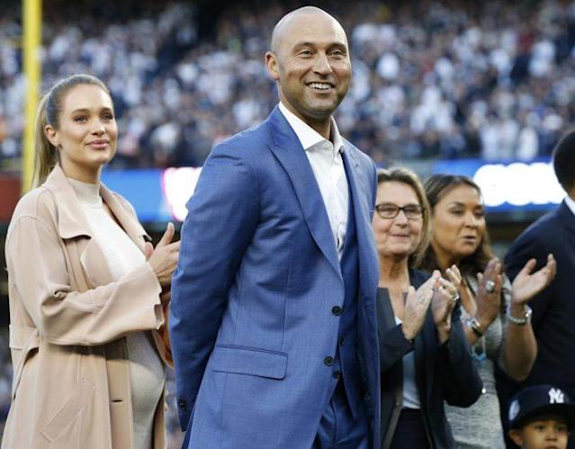 Derek Jeter wants full control of the Marlins, but hasn't backed that up with enough money. (AP)
