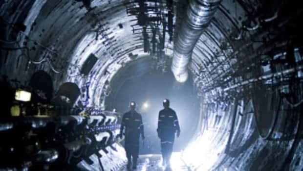Cameco reopened its Cigar Lake mine in April. (CBC - image credit)