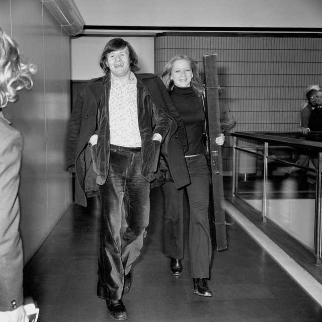 Alex Higgins become a household name after his 1972 win