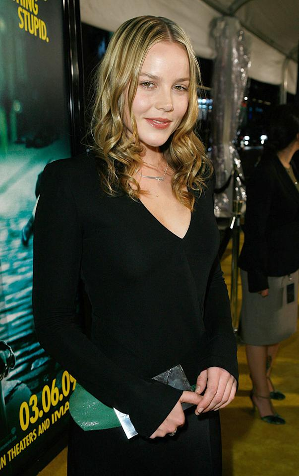 "<a href=""http://movies.yahoo.com/movie/contributor/1804856742"">Abbie Cornish</a> at the Los Angeles premiere of <a href=""http://movies.yahoo.com/movie/1808406490/info"">Watchmen</a> - 03/02/2009"