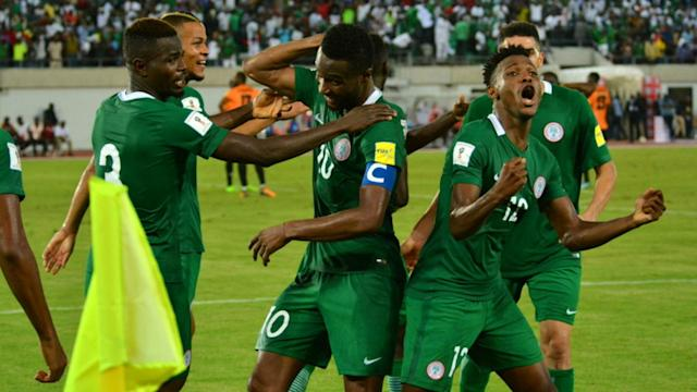 The former national team midfielder has charged the Eagles to concentrate on getting a positive result against the Desert Foxes