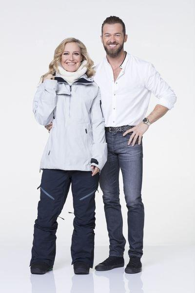 Jamie Anderson and Artem Chigvintsev (ABC)