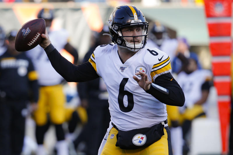 Six rookie QBs have already earned wins this season