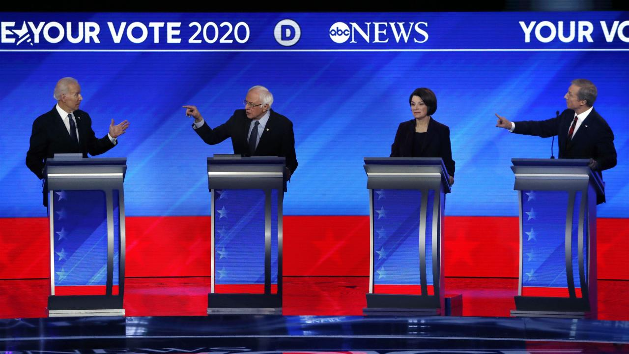 DNC announces qualifications for South Carolina debate 1