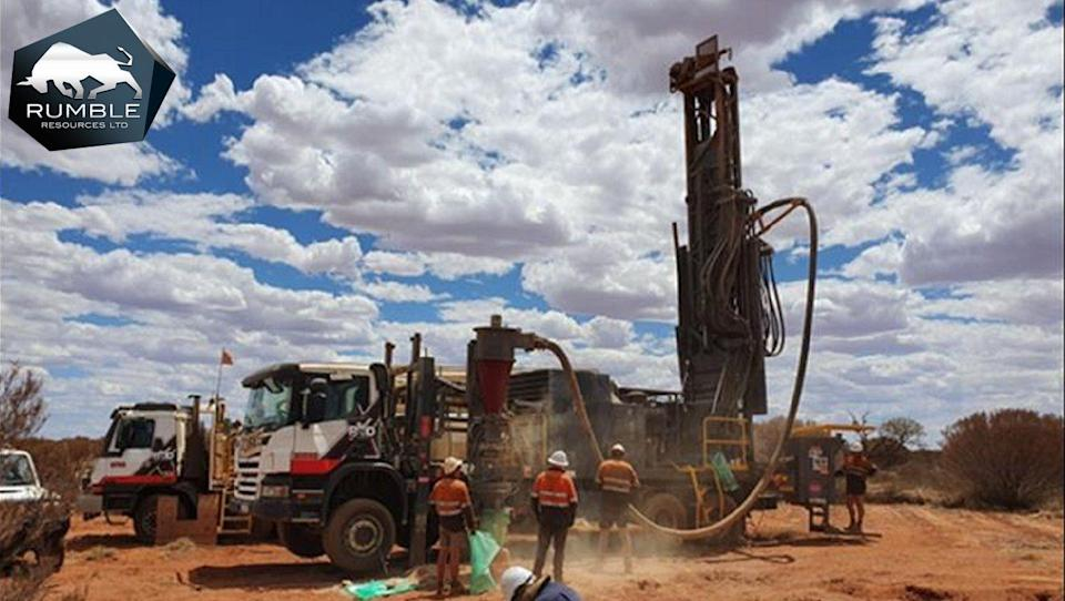 Rumble Resources Ltd (ASX:RTR)