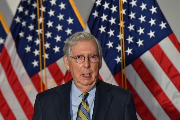 US President Donald Trump suggested he might not honor the results of the November 3, 2020 presidential election, but Republican Senate Majority Leader Mitch McConnell said an orderly transition is not in question