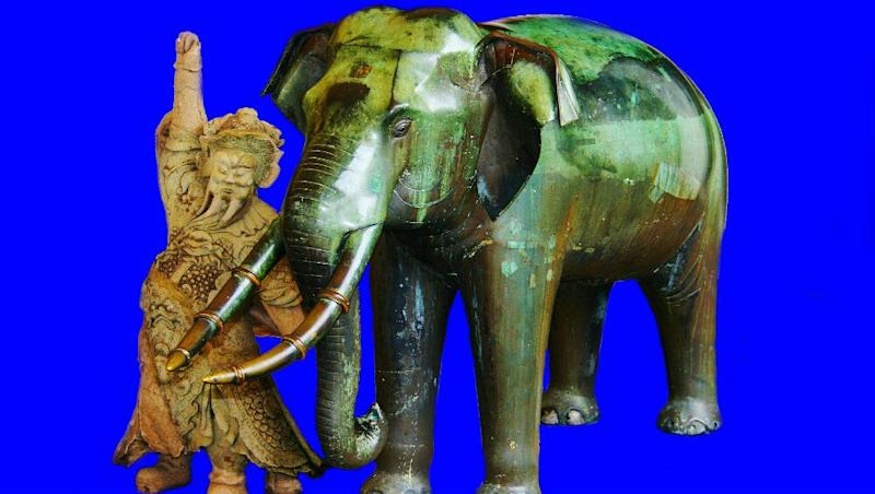Singapore to Ban Sale of Elephant Ivory From 2021