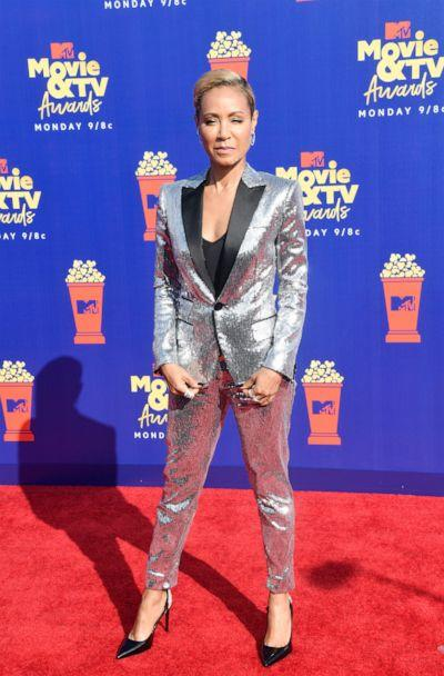 PHOTO: Jada Pinkett Smith attends the 2019 MTV Movie and TV Awards on June 15, 2019 in Santa Monica, Calif. (Frazer Harrison/Getty Images for MTV)