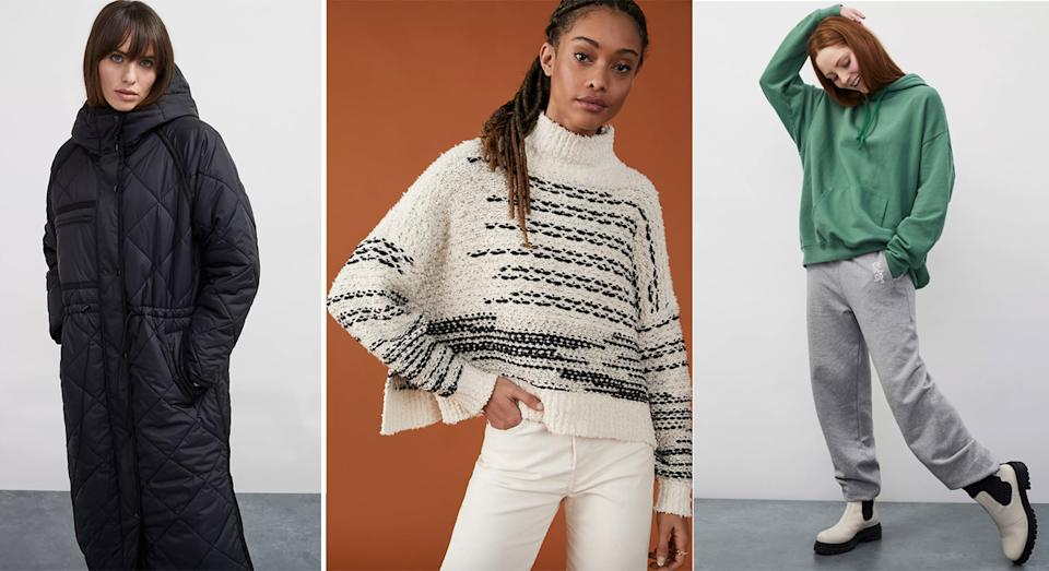 Anthropologie has a huge sale on with big brands included in the discount.  (Anthropologie)