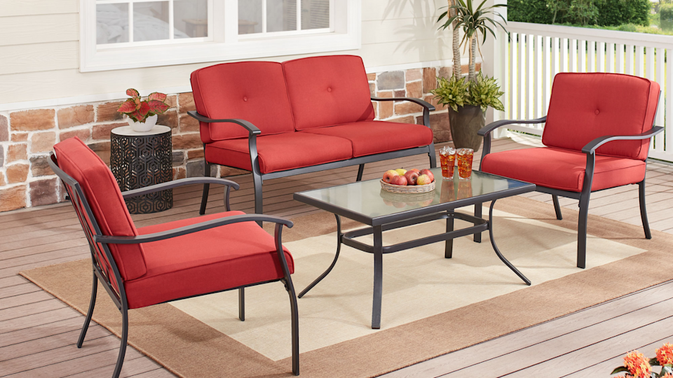 Walmart has a number of patio sets on sale during Deals for Days.