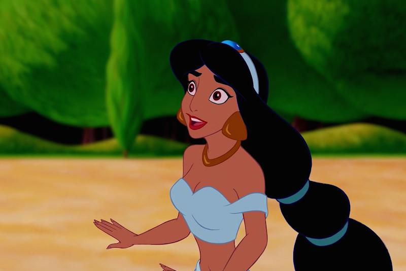 This woman looks like an IRL Princess Jasmine, the internet is understandably freaking out