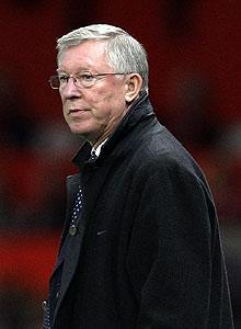 "Sir Alex Ferguson's said stories of the United coach's overblown temper are exaggerated. ""There is a lot of myth,"" he said"