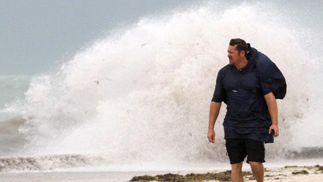 Isaac Could Hit New Orleans as Early as Tuesday (ABC News)