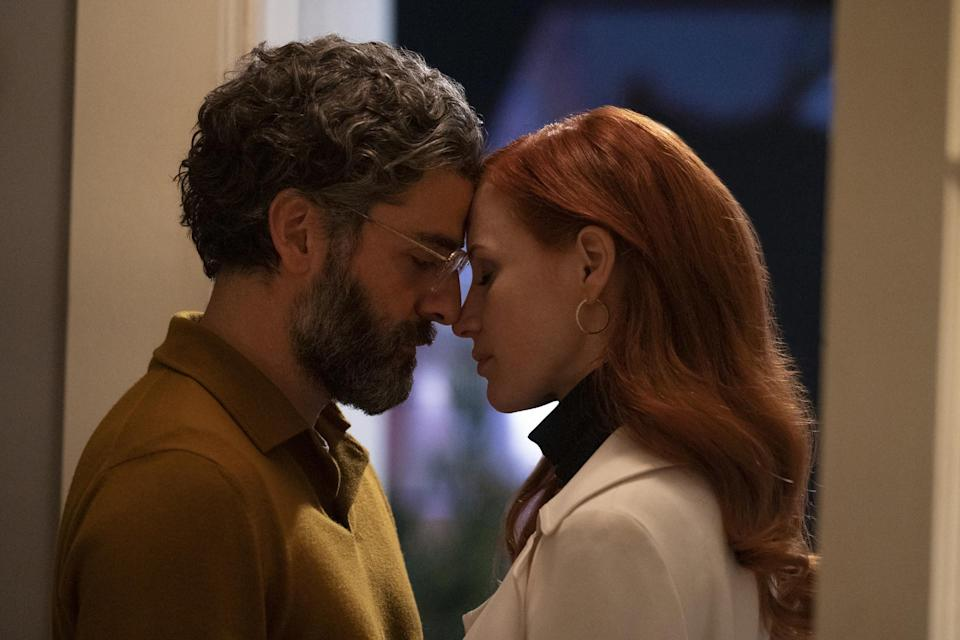 A modern retelling of Ingmar Bergman's classic miniseries, Scenes From a Marriage explores what happens when a marriage begins to fall apart. The show follows Jonathan and Mira as they try to hold onto the love that started their marriage, while everything seemingly falls apart around them.Starring:Oscar Isaac, Jessica Chastain, and moreWhen it premiered:Sept. 12 on HBO and HBO MaxWatch the trailer here