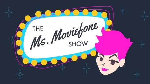 "Moviefone™ Announces the First Season of ""THE MS. MOVIEFONE SHOW"" Hosted by Grae Drake"