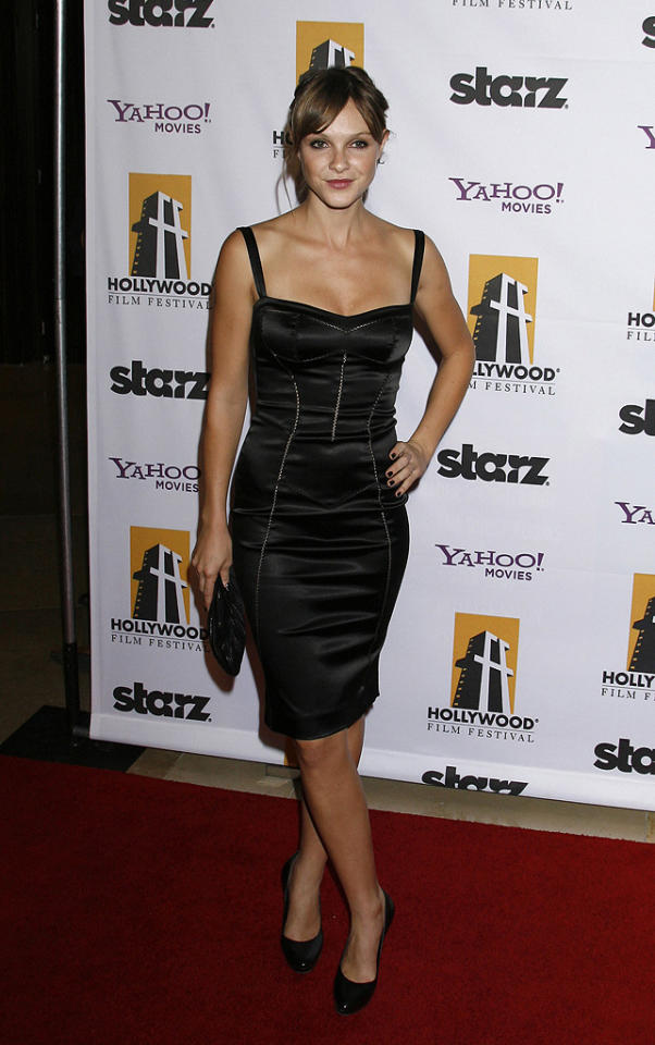 "<a href=""http://movies.yahoo.com/movie/contributor/1809140839"">Beau Garrett</a> at the 12th Annual Hollywood Film Festival Awards Gala in Beverly Hills - 10/27/2008"