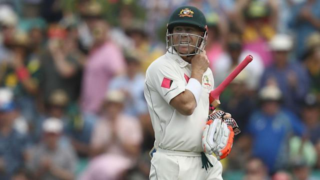 David Warner has not made a half-century in India, but the Australia vice-captain is backing himself to stop the rot.