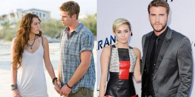 <p><strong>The movie:</strong><span><em>The Last Song</em><span>(2010)</span></span></p><p><span><span>Most teenage romances are fleeting, but these former costars — who met on the set of the Nicholas Sparks romance movie — are currently engaged (for the second time!) after taking some time apart to grow up.</span></span></p>