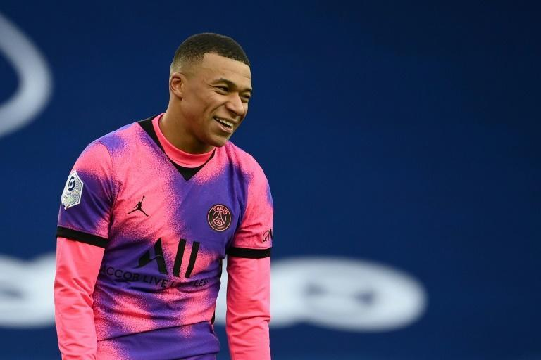 Kylian Mbappe will shoulder even more responsibility than usual for PSG in Barcelona with Neymar and Angel di Maria absent