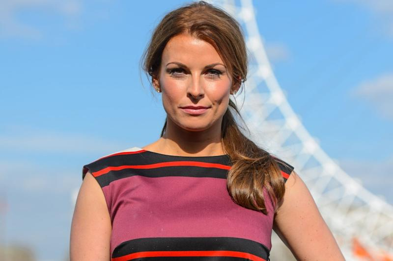 Presenter: Previously Rooney presented Coleen's Real Women for ITV (PA)