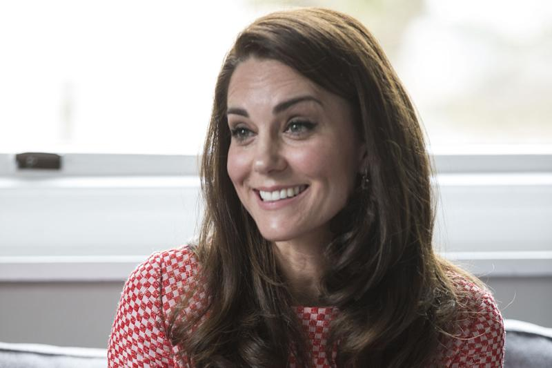 Kate Middleton Has This to Say About Motherhood