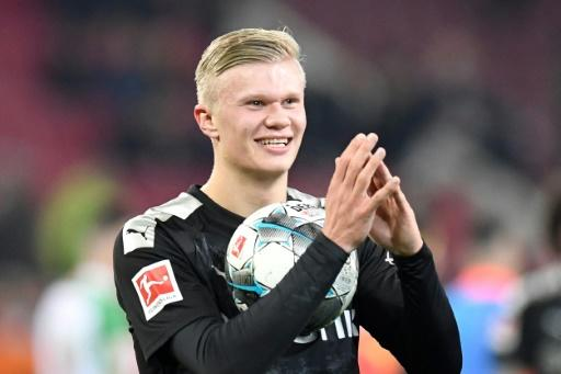 Erling Braut Haaland has become the talk of the Bundesliga after his sensational debut hat-trick