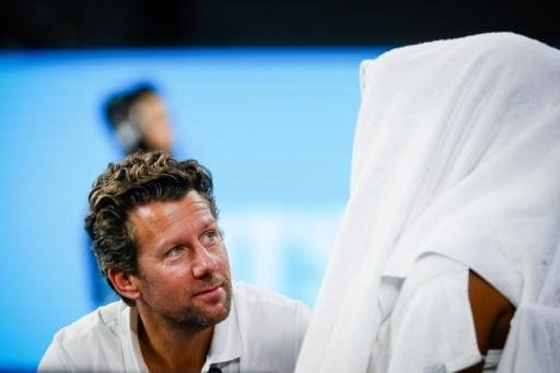 Wim Fissette is Osaka's fourth coach in a year