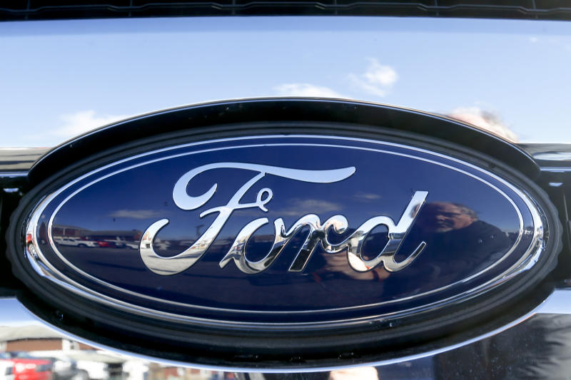 Ford earnings jump in 2017, but pain ahead this year