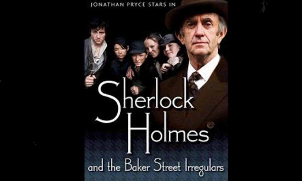 <p>Pryce played the detective in the 2007 children's drama<em> Sherlock Holmes and the Baker Street Irregulars</em>. It followed the eponymous squad of young children as they investigate the disappearance of several of their members while concurrently trying to stop Holmes from being convicted for murder. </p>