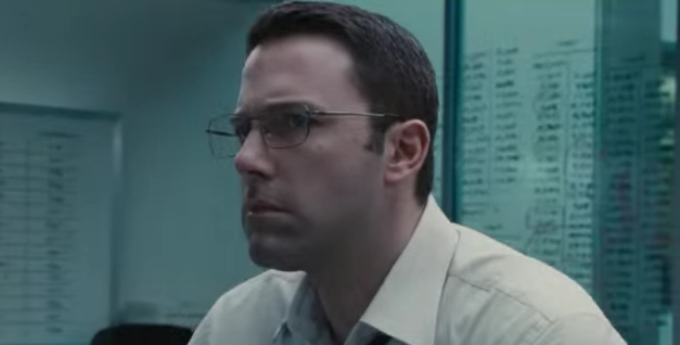 Ben Affleck in 'The Accountant'