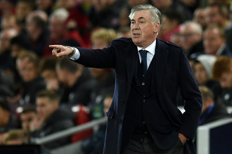 Napoli coach Carlo Ancelotti said he had not thought about resigning despite his side's worrying run of results (AFP Photo/Oli SCARFF )