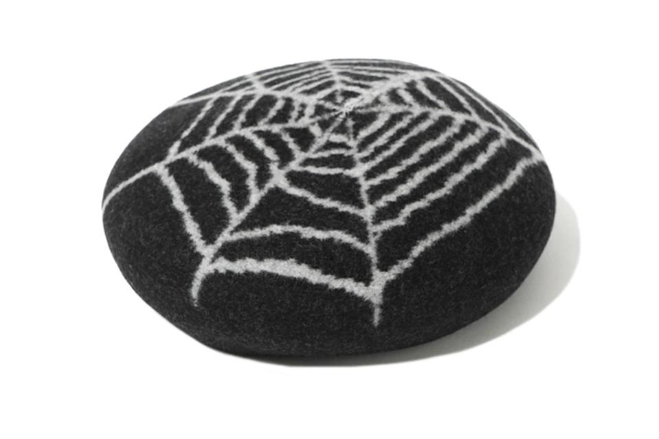 "$198, Mannahatta. <a href=""https://mhny.nyc/collections/brands/products/wool-spider-beret-black"" rel=""nofollow noopener"" target=""_blank"" data-ylk=""slk:Get it now!"" class=""link rapid-noclick-resp"">Get it now!</a>"