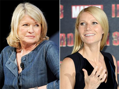 """Martha Stewart Disses Gwyneth Paltrow's GOOP? """"I Started This Whole Category of Lifestyle"""""""