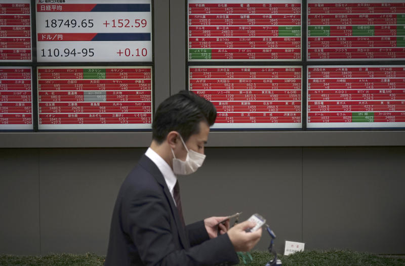 Asian markets on edge as US strikes Syria amid Xi summit