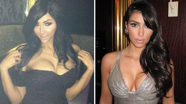 It Costs About $30,000 to Look Like Kim Kardashian