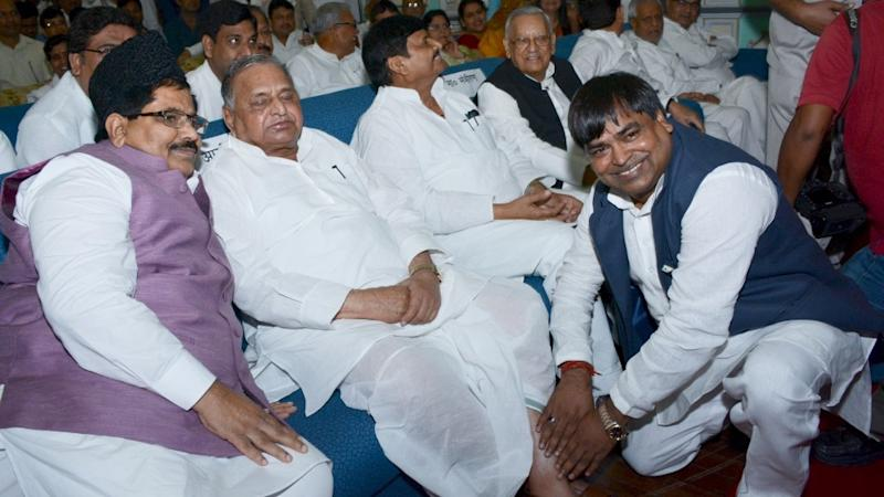 Allahabad HC Stays Gayatri Prajapati's Bail in Rape Case