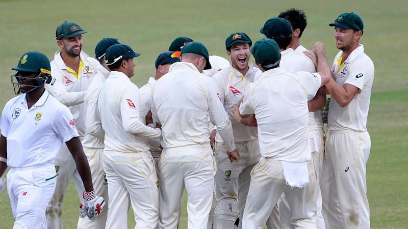 The Australian team has been put on notice. Pic: Getty