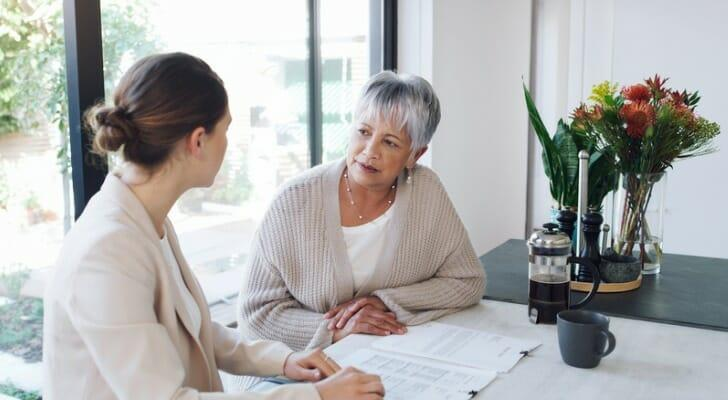 A see-through trust enables a person to pass their retirement assets on to beneficiaries after they die.
