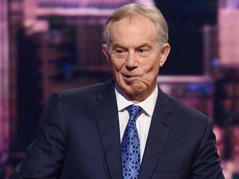 Tony Blair wants people to vote for candidates according to their stance on Brexit: BBC