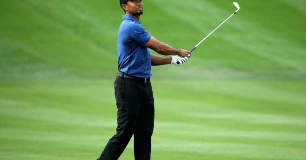 Golf - Tiger Woods «fait le maximum» pour participer au Masters, en avril