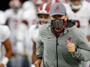 Saban cleared to coach after receiving third negative COVID-19 test