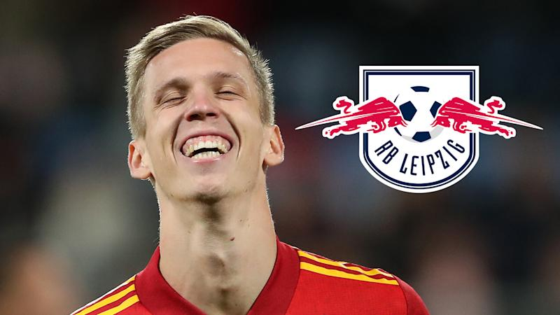 Dani Olmo Joins Rb Leipzig For Reported 20m Fee Plus Bonuses