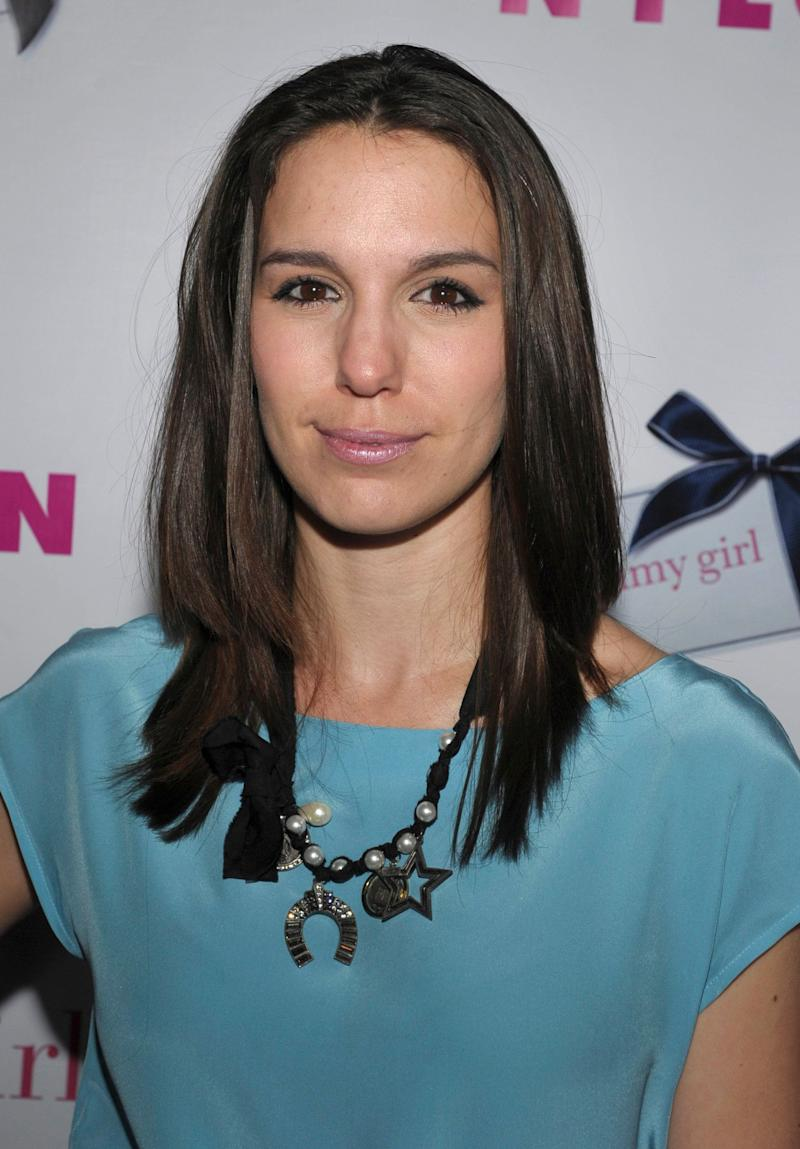 """Starring in """"Even Stevens"""" and """"Kim Possible"""" had to have kept Romano busy as a young actress. Her career has quieted down, but the actress has seen her fair share of success. Romano starred as Belle in """"Beauty and the Beast"""" on Broadway in 2004, and later as Kate Monster in """"Avenue Q."""" Outside of acting, the star has written a novel and was <a href=""""http://www.people.com/people/article/0,,20771504,00.html"""">recently married</a> to boyfriend Brendan Rooney."""