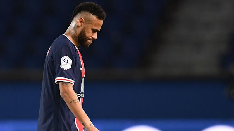 'I acted like a fool' - PSG's Neymar regrets seeing red card after racism claims following Marseille defeat