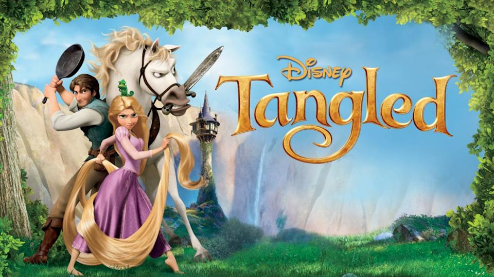 Tangled. Image via IMDB