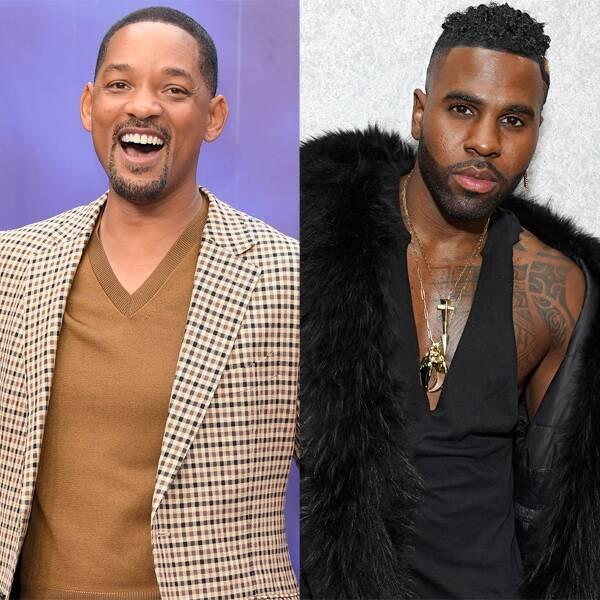 Jason Derulo 'knocks out Will Smith's teeth' in golf lesson TikTok prank