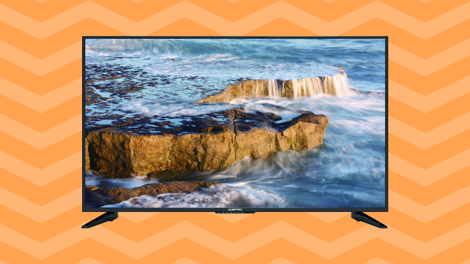 Save $80 on this Sceptre 50-inch Class 4K Ultra HD LED TV. (Photo: Walmart)