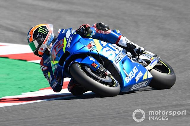 "Alex Rins, Team Suzuki MotoGP <span class=""copyright"">Gold and Goose / LAT Images</span>"