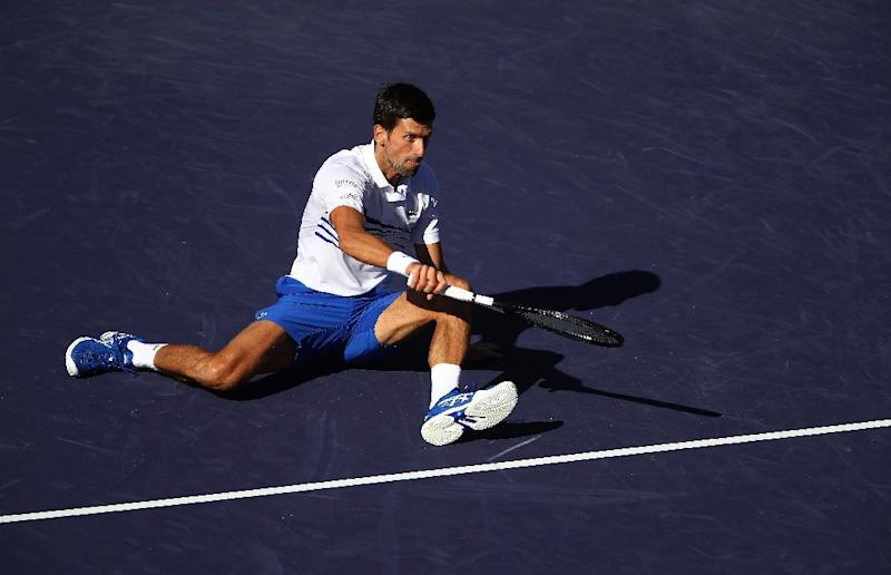California carnage: Osaka, Djokovic, Halep ousted at Indian Wells