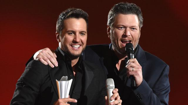 Luke Bryan Opens Up About Pal Blake Shelton's Divorce and How He Keeps His Marriage Strong